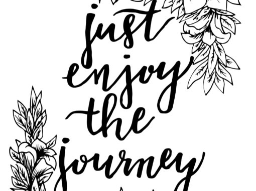 JUST ENJOY THE JOURNEY