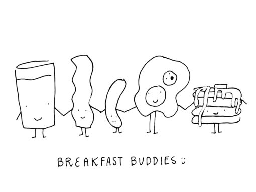 BREAKFAST BUDDIES