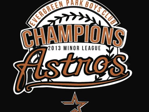 ASTROS 2013 CHAMPIONS